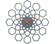Wanduhr Sunshine Hexagon - Dunkelgrau - 48cm - Karlsson kaufen? - Lilianshouse.de - Wohn- und Lifestylewebshop