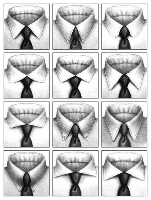 colar-styles - Parisian Gentleman