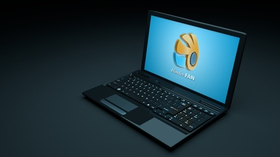 Laptop - Blender 3D