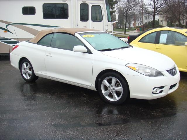 2007 Toyota Solara Convertible Sold Inventory