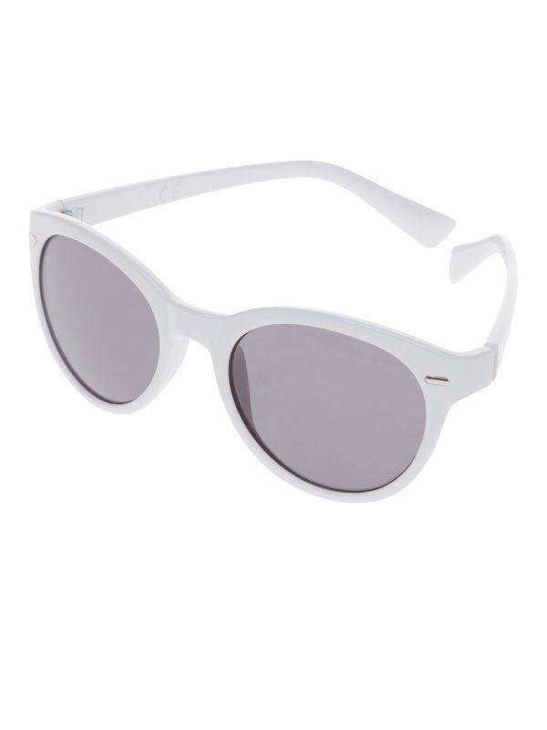Białe okulary