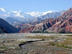 Bayanbulak grassland - Geography of China - Wikipedia, the free encyclopedia