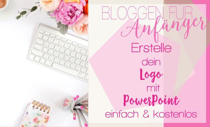Teil 6 der Serie: Blog erstellen für Anfänger – kostenlose Schritt für Schritt Anleitung. Erstelle selbst dein Logo für deinen Blog einfach und kostenlos. Kaum jemand weiß, dass man mit PowerPoint großartige Logos erstellen kann. Dieses Programm ist nicht nur da, um Präsentationen zu entwerfen, sondern ist vorallem ein sehr gutes Grafikprogramm. Was erwartet dich? …