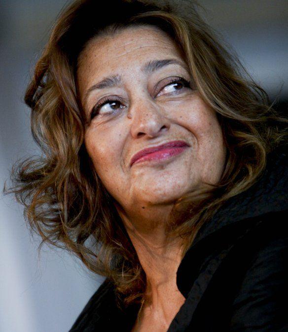Zaha Hadid made a Dame in the Queen's birthday honours – Zaha Hadid Architects