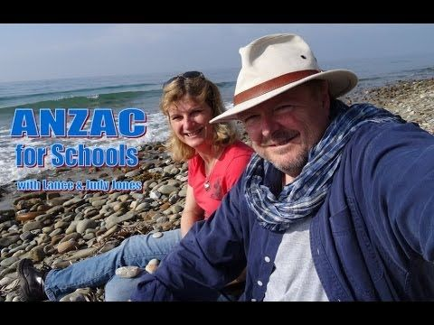 ANZAC for Schools is an informative, sometimes fun but also very serious look at the reasons behind Australia's commemoration of ANZAC Day each April 25th. L...