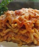 Receita de Lazanha de miojo | Receitas Supreme Easy quick and delicious type of lasanha. Try at your home!  Fácil, rápida e deliciosa modificação de lasanha. Tente na sua casa!
