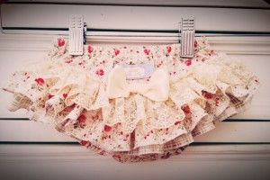 Bloomers and Lace by Little Lou Lou's baby boutique.   Handmade in Australia.