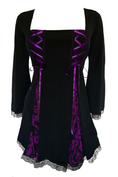 Plus Size Gemini Princess Black Berry Brocade Gothic Corset Top [FC12BBB] - $41.99 : Mystic Crypt, the most unique, hard to find items at ghoulishly great prices!