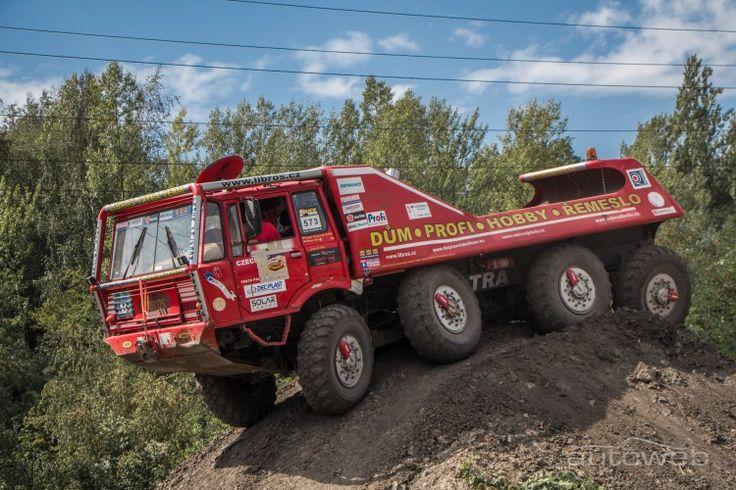 Tatra 6x6 off road race trucks - Pesquisa Google