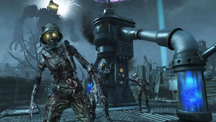 Treyarch is remastering eight classic Zombies maps for Black Ops 3: DedicatedCall of Dutyplayers are getting a treat in the near future.…