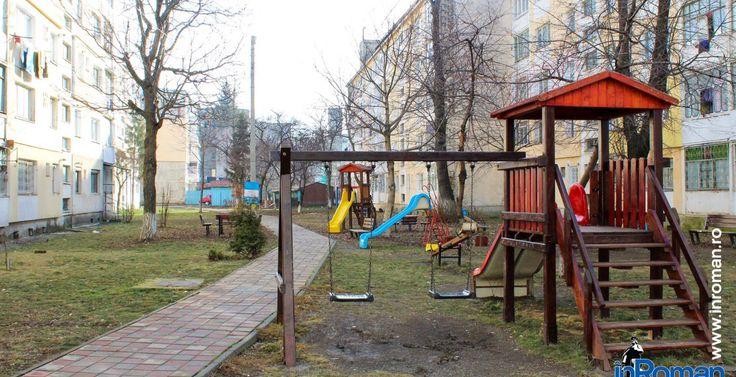 Camere de supraveghere la locurile de joacă