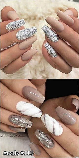 10 Cute and Awesome Acrylic Nails Design Ideas for 2019