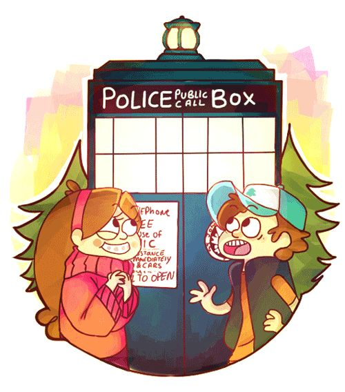 Gravity Falls Is Awesome!