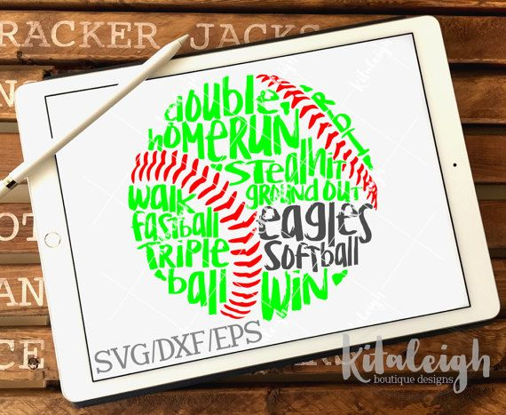 The Messy Eagles Softball files are for use with programs such as Silhouette Studio Software, Cricut Design Space, or other programs that can read .dxf, .eps, and .svg file types.  If you need a different format, please convo me prior to purchase. THIS IS NOT an Embroidery Design and cannot be converted to Embroidery File types.  ZIP FOLDER: The files are contained in a zip folder. They will need to be unzip/extract the files prior to opening/importing the files into your program. P...