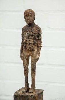 Marc Janssens Bronze Sculpture
