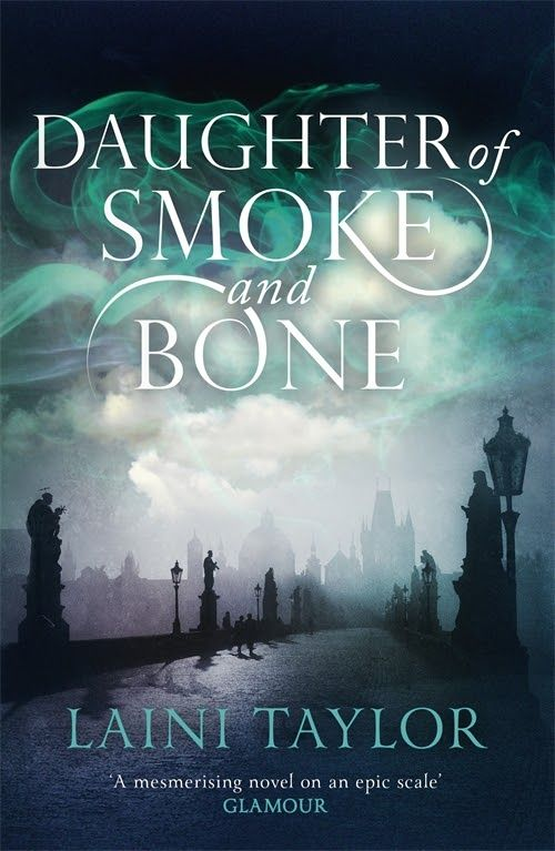 Visit Prague, because I've read Daughter of Smoke and Bone by laini Taylor and I really want to visit this city after reading that book.