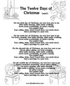 55 best Christmas Carols images on Pinterest | Christmas carol ...