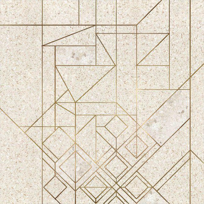 Terrazzo Brass Design Terrazzo Flooring Terrazo