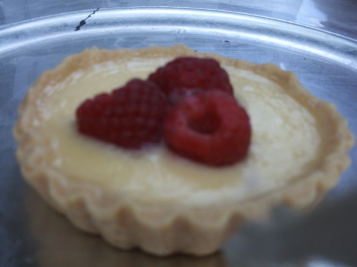Lemon Tarts also available from Toppers Tiffin.