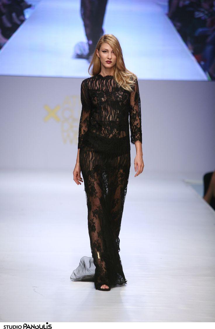 Kathy Heyndels fashion show