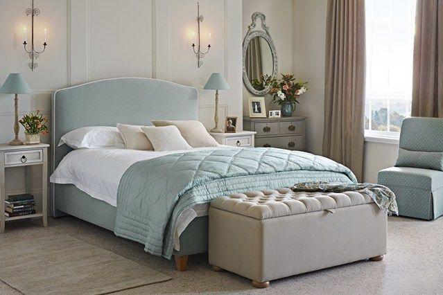 Classically Elegant - Bedroom Design Ideas & Pictures – Decorating Ideas (houseandgarden.co.uk)