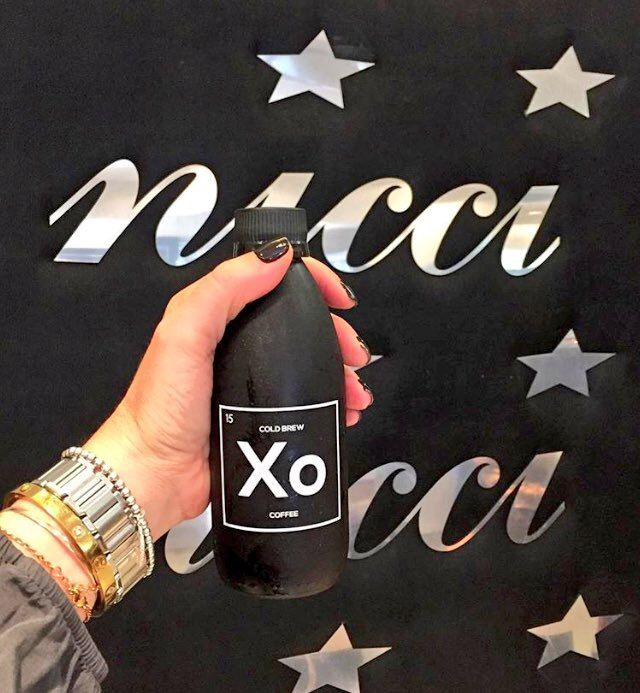 #NicciWinter16 launch #CapeTown #Xo #ColdBrew #Coffee