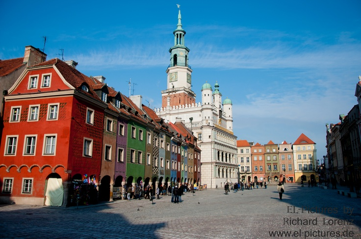 beautiful poznan (poland)