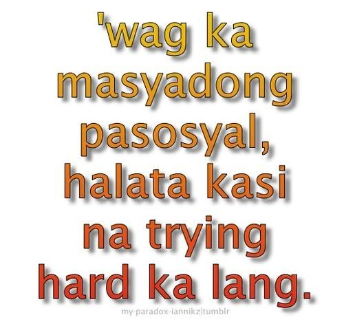 Insulting Quotes For Enemies Tagalog | www.pixshark.com ...