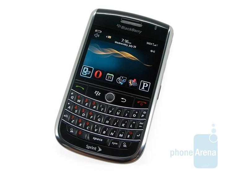 BlackBerry 9630 - 2010