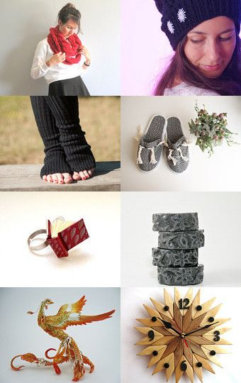 Unique gift guide by Lisa P on Etsy--Pinned with TreasuryPin.com