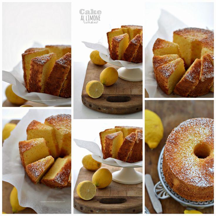 PANEDOLCEALCIOCCOLATO: Torta al limone…la Fluffosa di Monica!!!!