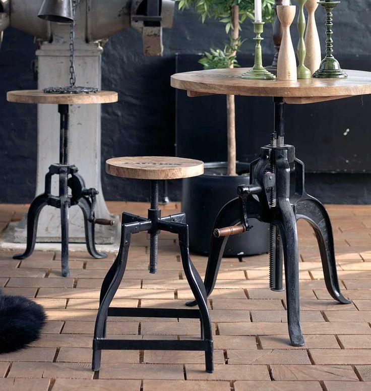 Más de 25 ideas increíbles sobre Hocker höhenverstellbar en Pinterest - bar wohnzimmer möbel