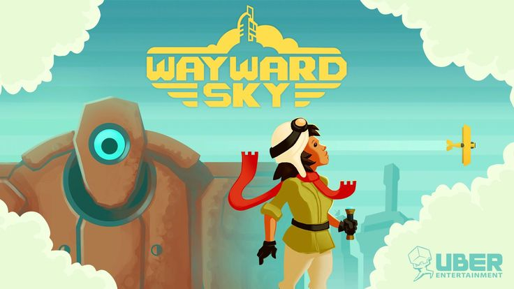 Wayward Sky Review - Find the Way - http://techraptor.net/content/wayward-sky-review-find-way | Gaming, Reviews