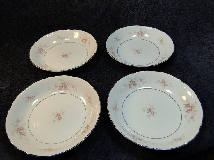 END OF THE MONTH CLEARANCE SALE! Mikasa Fine China Versailles 9344 Pink Roses Soup Bowls & 25 best Creative Fine China images on Pinterest | China china ...