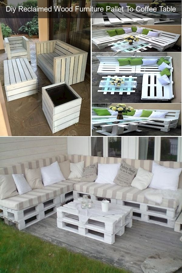 Projects Using Pallets Building A Pallet Couch Diy Patio