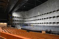 Hudební sál v jezdecké škole