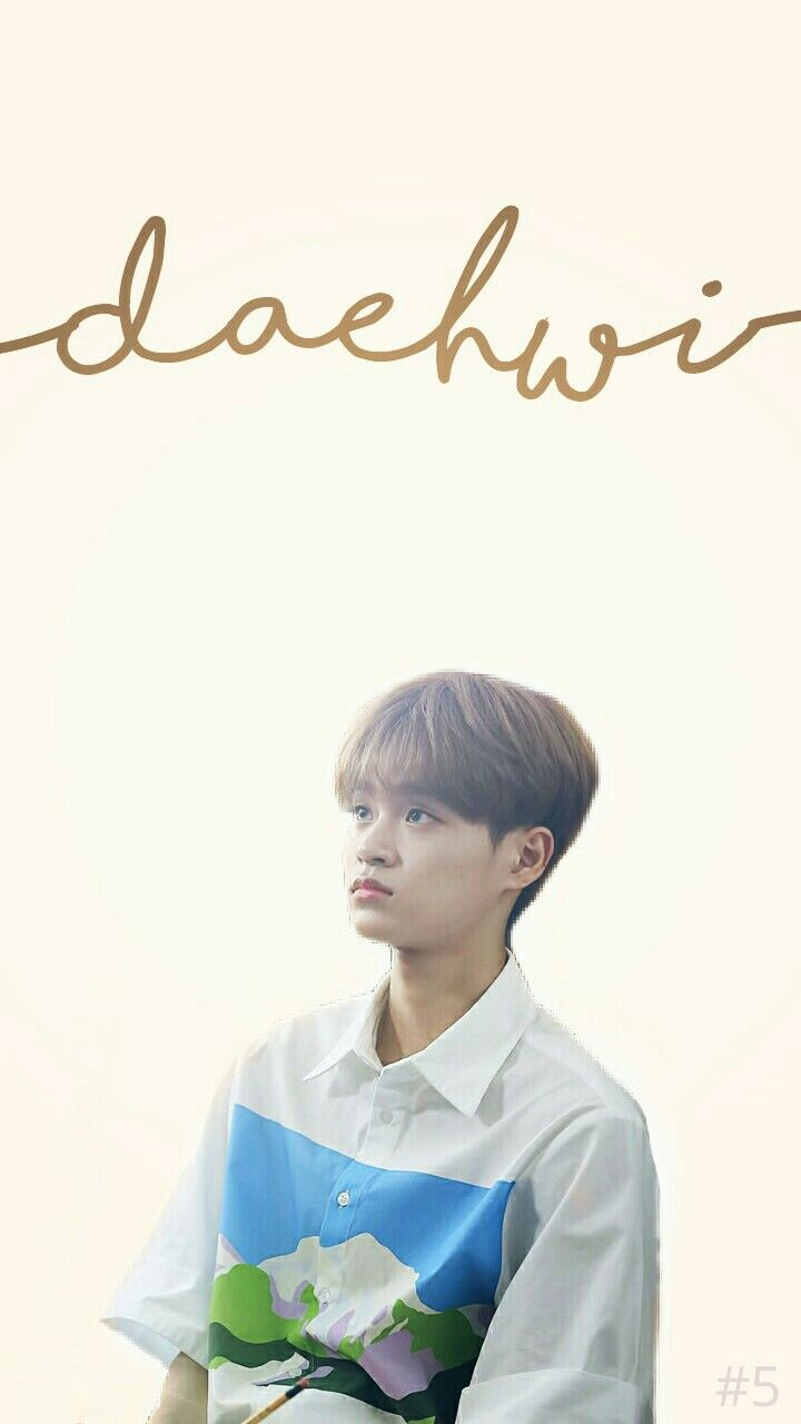 Lee daehwi | #5 | Wanna-one