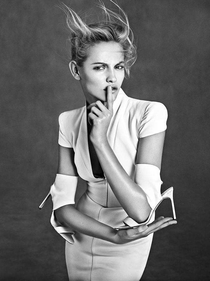 Ginta Lapina - Neiman Marcus The Art of Fashion Spring 2014