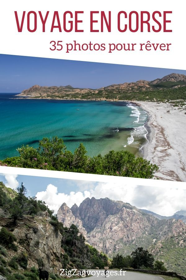 Les Plus Beaux Paysages De Corse En Photos De La Montagne A La Mer Paysage Corse Corse Voyage Vacances Corse
