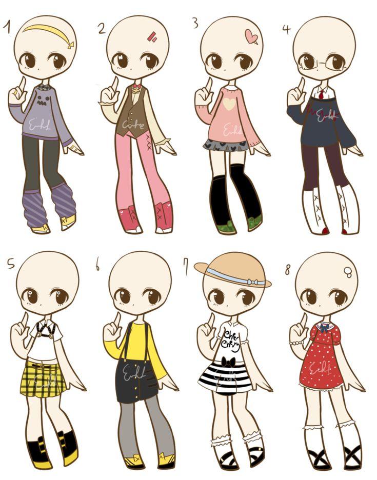 I really like harajuku fashion so kudos goes to those really nicely dresses people u guys give me inspiration 100 each base by koru ru caseykinz