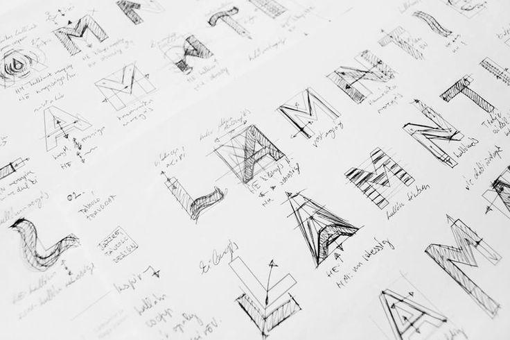 Actualité / Une identité visuelle musicale ! / étapes: design & culture visuelle