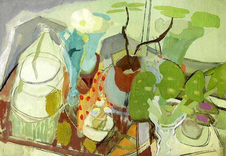 Ivon Hitchens (British, 1893-1979) Spring Mood no.2