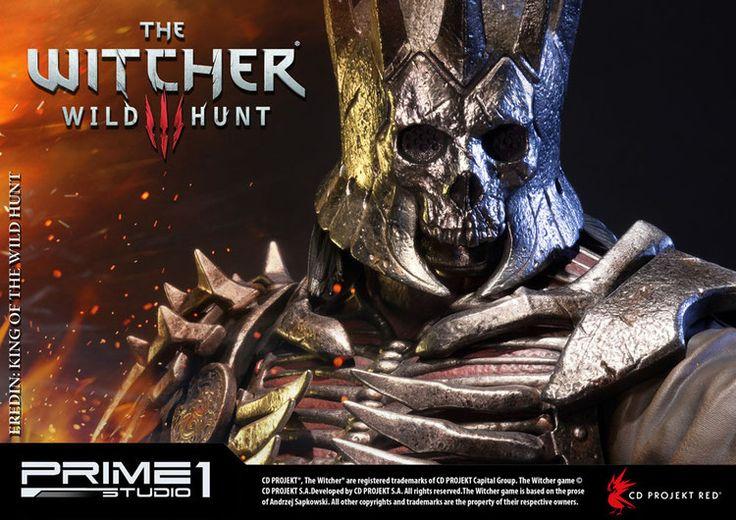Witcher 3 Wild Hunt Statue Eredin 61 cm