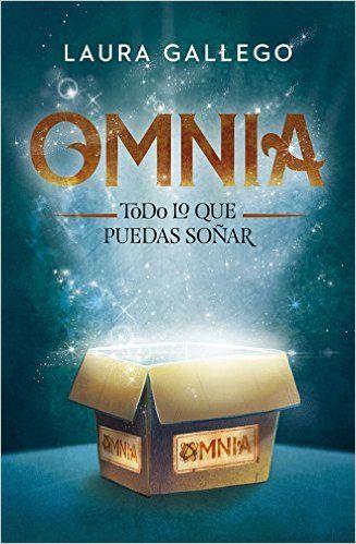 Omnia (NARRATIVA JUVENIL): Amazon.es: LAURA GALLEGO: Libros