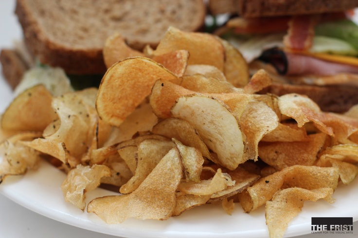 Homemade chips! Delish!