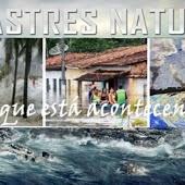 Os desastres naturais e o fator humano