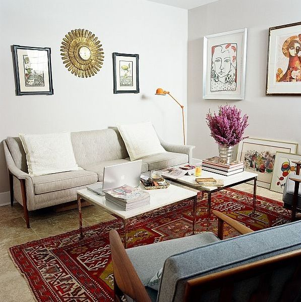 Oriental Rug For Small Room: 61 Best Oriental Rug Decor Images On Pinterest