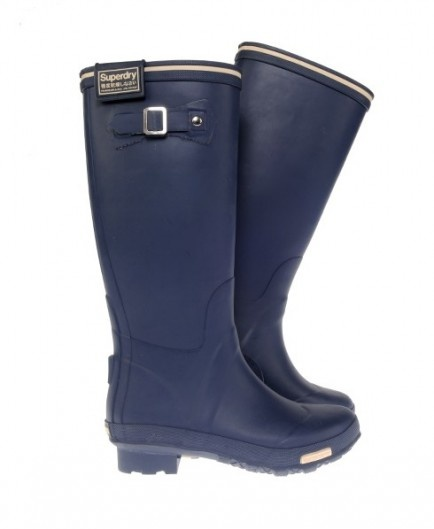 superdry wellies
