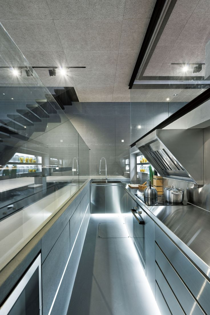 #Architecture in #HongKong - #Kitchens by Millimeter Interior Design