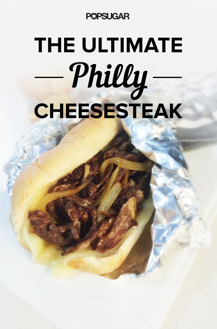 Philly Cheesesteak 2 Ways: Pat's vs. Geno's-definitely want to try this.  This is very close to how I make cheesesteaks with just a couple of refinements.  The hint of freezing the rib-eye is a great idea!